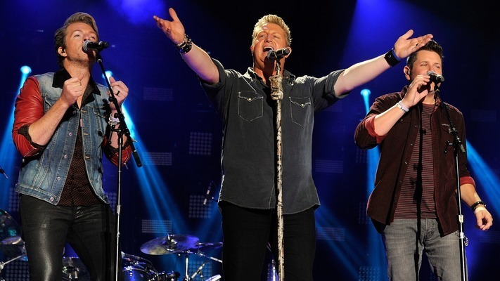 Rascal Flatts Take the TODAY show Citi Concert Series Stage