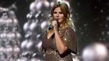 Trisha Yearwood Sings National Anthem at Predators Winning Conference Game