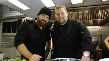 Tune In Alert: Zac Brown Band's Chef Rusty to Compete on Food Network Star