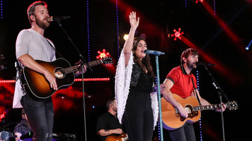 Lady Antebellum Hits'The Tonight Show' with Jimmy Fallon