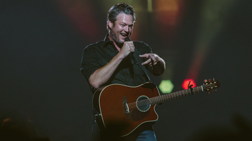 Blake Shelton Is Taking Over NASCAR Once Again!