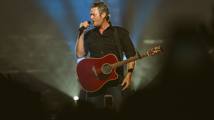 Blake Shelton Reaches 24 No. 1 Hits With His Single 'Every Time I Hear That Song'