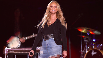 Miranda Lambert Makes The Cover of Cosmopolitan's First-Ever Country Issue