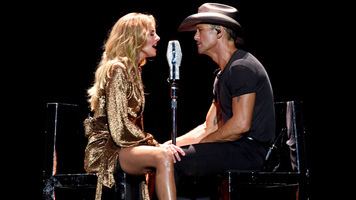 Tim McGraw & Faith Hill Score a Televised Concert Special