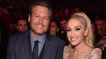 Blake Shelton to be Featured on Gwen Stefani's Christmas Album