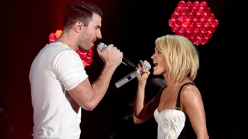 Sam Hunt & Carrie Underwood Take Home Teen Choice Awards
