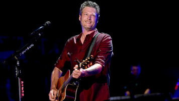 Blake Shelton Announces 'Blake Shelton (Live)' EP