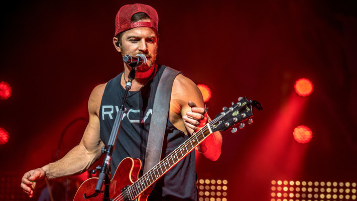 Kip Moore Grabs 'The Bull' By The Horns In New Music Video
