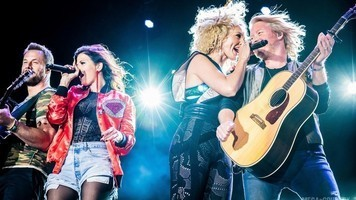 Little Big Town, Midland & Kacey Musgraves Perform on'The Tonight Show'