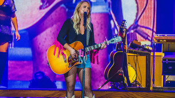 Miranda Lambert Announces 2018 Livin' Like Hippies Tour