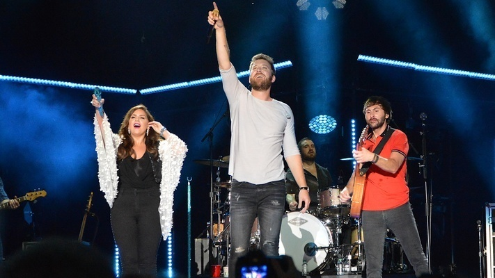 Lady Antebellum Helps With Hurricane Relief For Puerto Rico