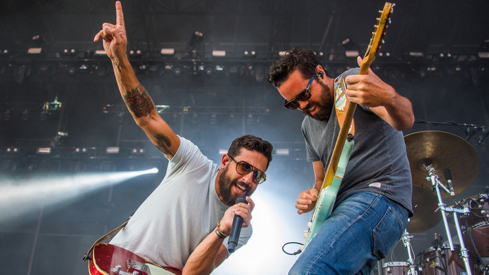 Old Dominion Announces Happy Endings 2018 World Tour