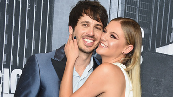 Kelsea Ballerini Takes Fiancé Morgan Evans Advice to 'Kiss Somebody'
