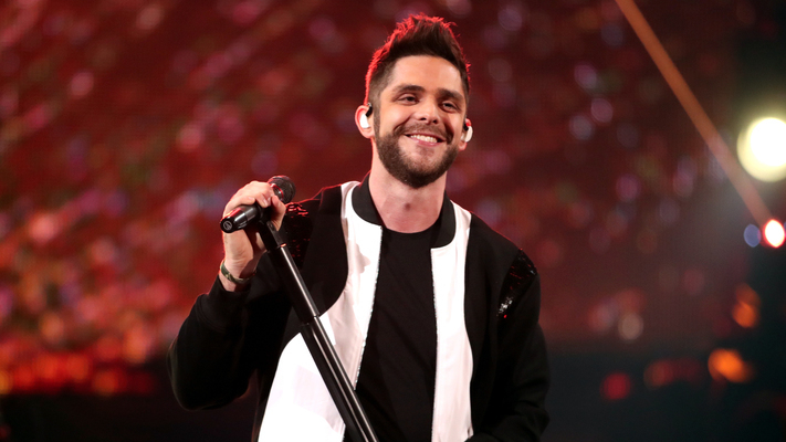 Thomas Rhett Announces Life Changes Tour for 2018