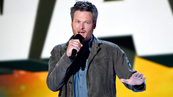 Blake Shelton Appears on Fallon, Releases 3rd Track Off 'Texoma Shore'