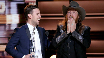 The CMA Award Nominees For Musical Event of the Year & First Winners