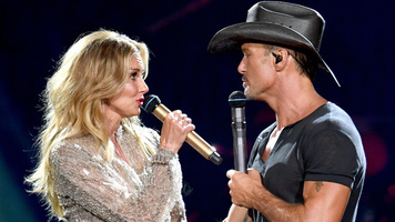 Tim McGraw & Faith Hill Celebrate New Exhibit