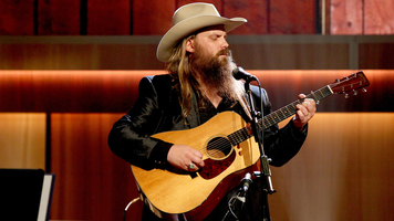 Watch Chris Stapleton Reenact 'Dirty Dancing' With Chris Pratt