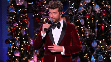 Brett Eldredge Performs on 'Good Morning America'