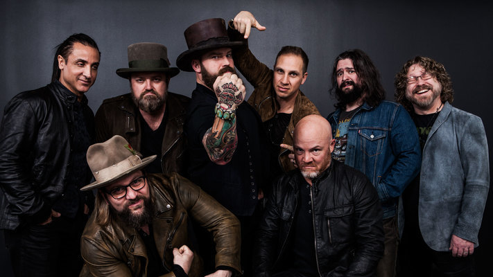 Zac Brown Band Is Back In The Studio With A Po    | News | MegaCountry