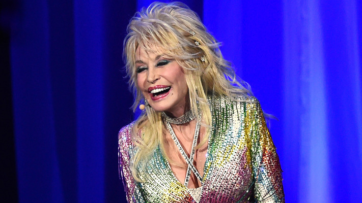 Dolly Parton Takes Home Two Emmy Awards, Thanks To Her Charitable Heart
