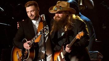 Chris Stapleton & Justin Timberlake Want to'Say Something' in New Collab