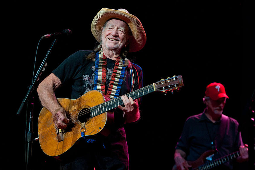 Willie Nelson, Kacey Musgraves & More Transfor... | News | MegaCountry