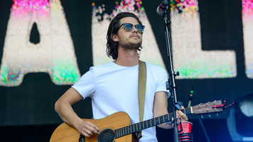 Steve Moakler Was 'Born Ready' For His Next Album