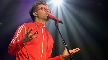 Bobby Bones Bares All In Upcoming Book 'Fail Until You Don't: Fight. Grind. Repeat.'