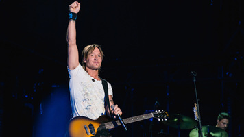 Keith Urban's New Music Sounds Like 'Coming Home'