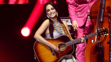 Kacey Musgraves Visits NY To Perform Singles Off'Golden Hour'
