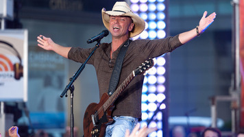 Kenny Chesney Wants Us All To Just 'Get Along'