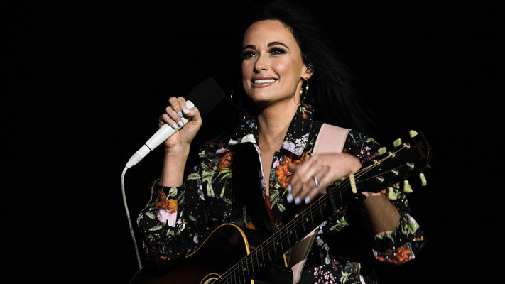 Kacey Musgraves Releases 'Space Cowboy' Music Video