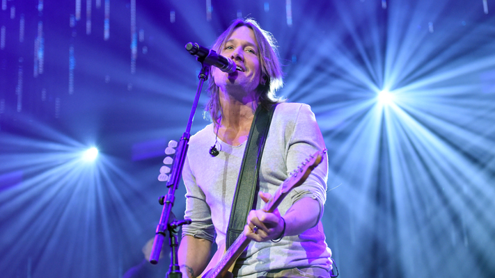 Keith Urban Performs'Coming Home'On 'Jimmy Kimmel Live'