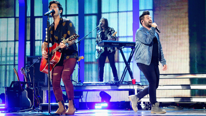 Dan + Shay Announce Self-Titled Third Album