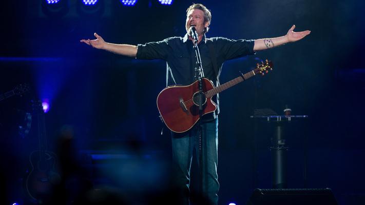 Blake Shelton'sOle Red Nashville To Open During CMA Fest
