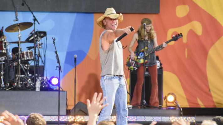 Kenny Chesney Releases Uplifting 'Get Along' Music Video