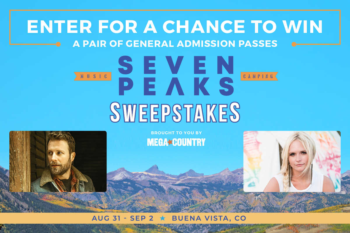 Seven Peaks Festival Sweepstakes - Enter For A    | News