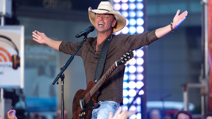 MegaPick: Kenny Chesney, 'Songs For The Saints'