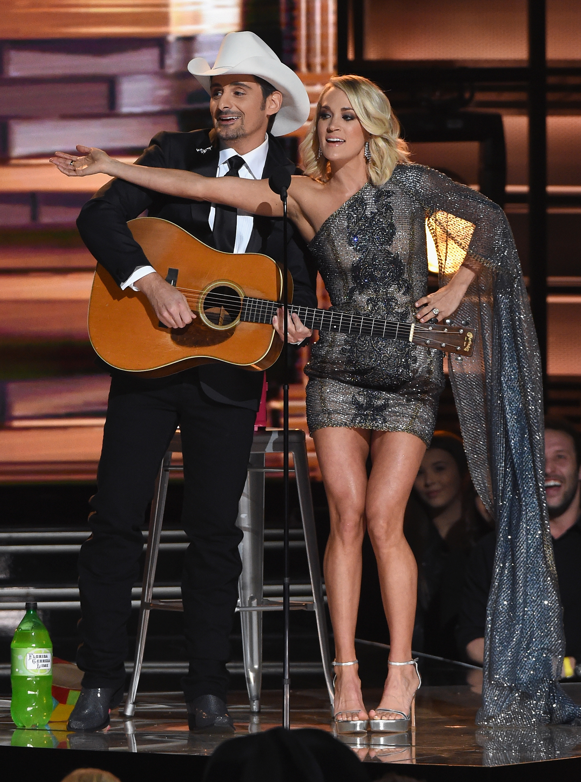 97bc2ce90d4 Carrie Underwood   Brad Paisley Set To Host 52nd Annual CMA Awards