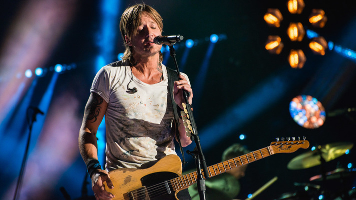 Watch Keith Urban's Upbeat New Music Video