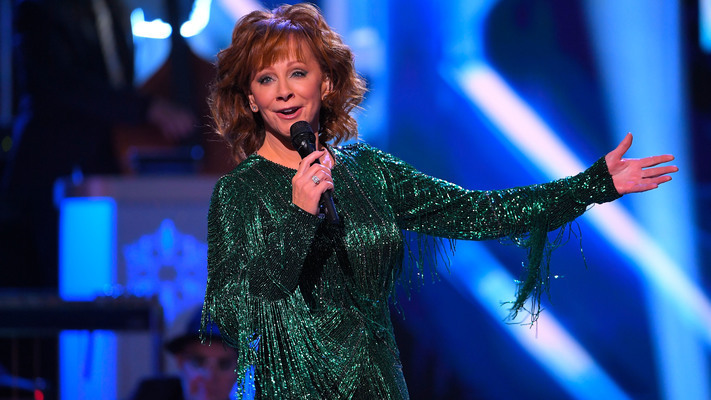 Reba McEntire Returns To Host CMA Country Christmas