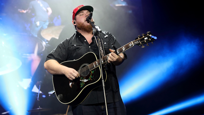 Luke Combs Announces The Beer Never Broke My Heart Tour
