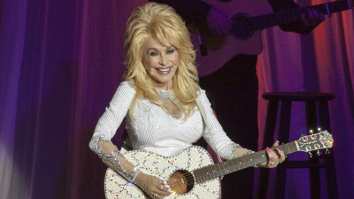 DollyParton Collaborates With Pop Star Sia, Re-releases'Here I Am'