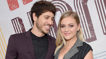 Morgan Evans & Kelsea Ballerini Surprise Fans With 'Dance With Me' Duet