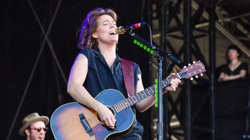 Brandi Carlile & Sam Smith Team Up For Reimagined 'Party Of One'