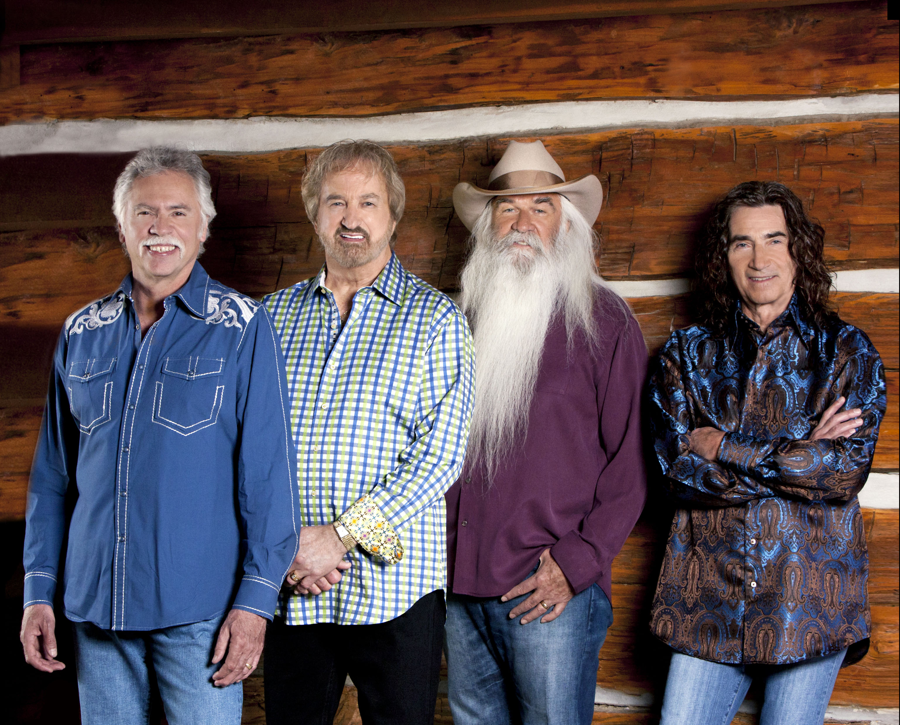 The Oak Ridge Boys Announce 2018 Christmas Tour | News | MegaCountry