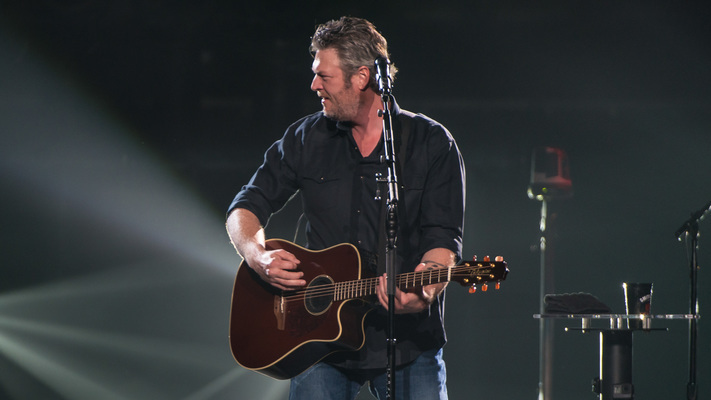 Blake Shelton Inspires & Produces New Hallmark Movie
