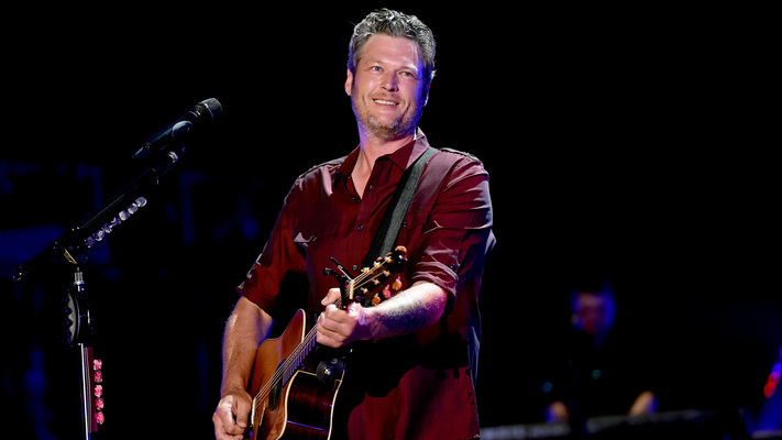 Blake Shelton Starts Cancer Research Program In Oklahoma