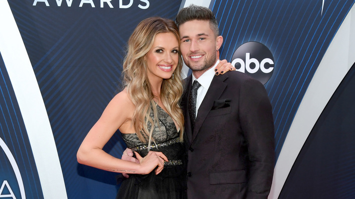 Michael Ray & Carly Pearce Cover 'When You Say Nothing at All' With Ricky Skaggs